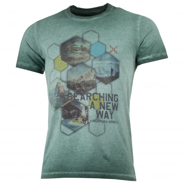 Montura - Essence T-Shirt - Camiseta de manga corta