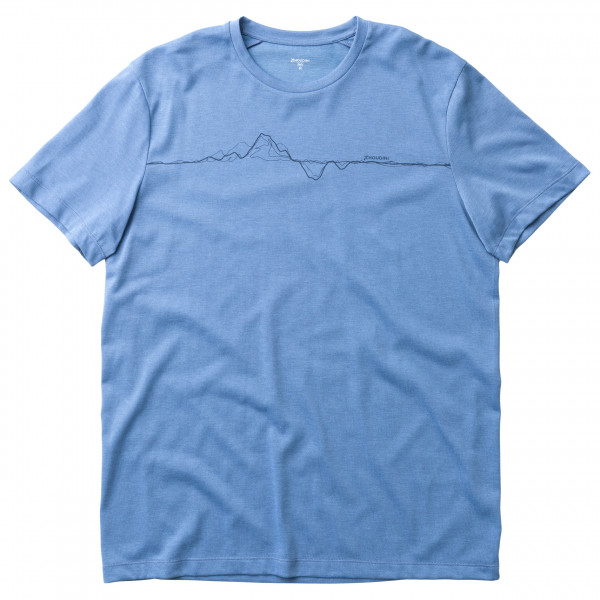 Houdini - Big Up Message Tee - Sport-T-shirt