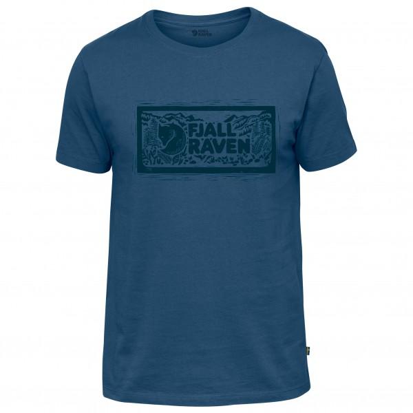 Fjällräven - Logo Stamp T-Shirt - T-shirt
