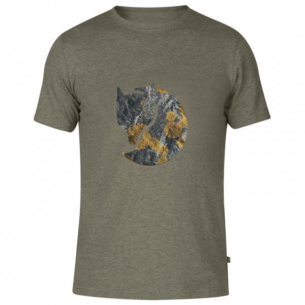 Fjällräven - Rock Logo T-Shirt - T-shirt