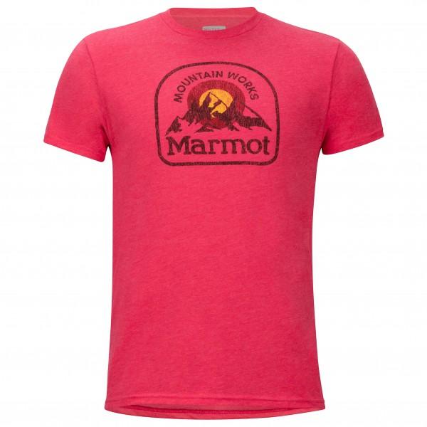 Marmot - Altitude Tee S/S - Camiseta de manga corta