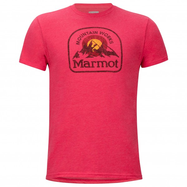 Marmot - Altitude Tee S/S - T-shirt