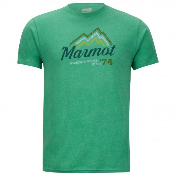 Marmot - Beams Tee S/S - T-shirt