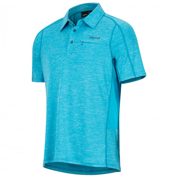 Marmot - Drake Polo S/S - Funktionsshirt
