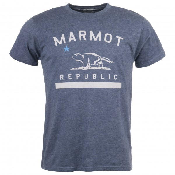 Marmot - Marmot Republic Tee S/S - T-shirt