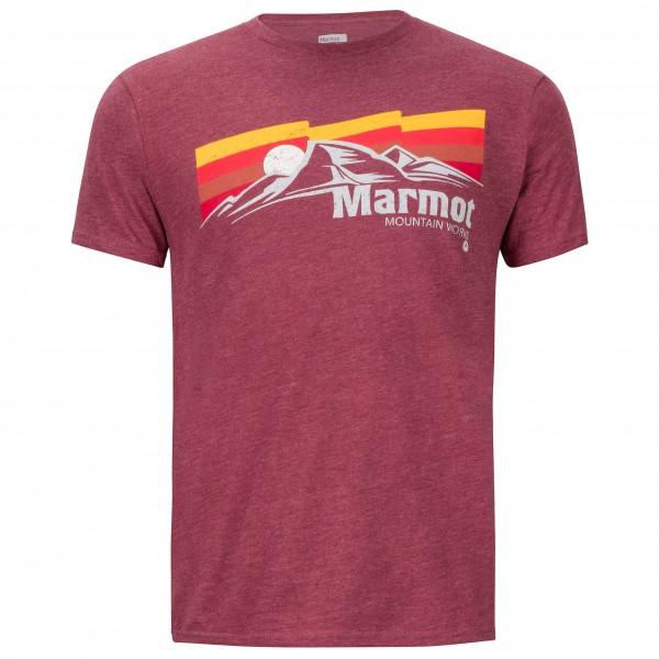 Marmot - Sunsetter Tee S/S - T-shirt