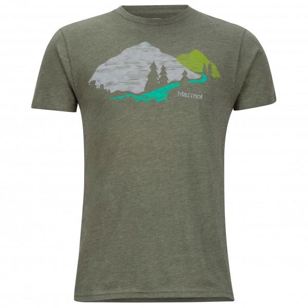 Marmot - Tread Lightly Tee S/S - T-skjorte