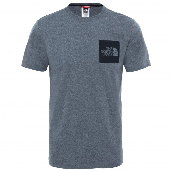 The North Face - S/S Fine Tee - T-paidat