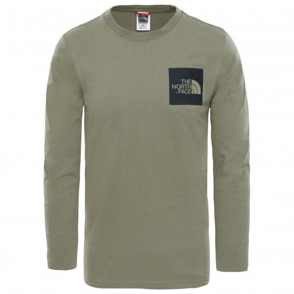 The North Face - L/S Fine Tee - Longsleeve