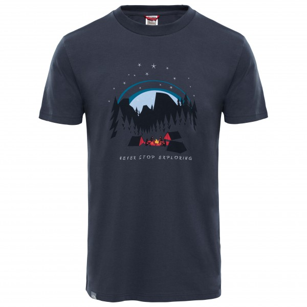 The North Face - S/S Nse Series Tee - T-shirt