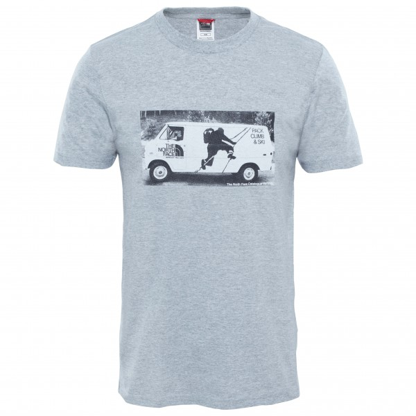 The North Face - S/S Celebration Easy Tee - T-shirt