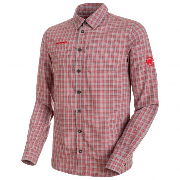 Mammut - Lenni Longsleeve Shirt - Hemd