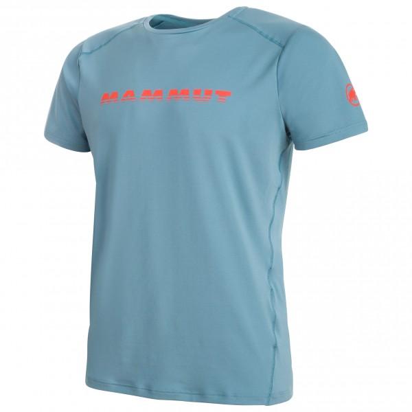 Mammut - Splide Logo T-Shirt - Tekninen paita
