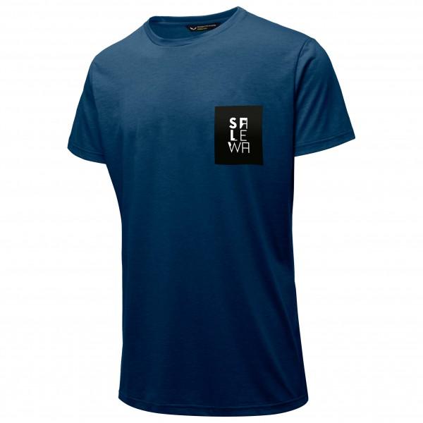 Salewa - Nidaba Dri-Rel S/S Tee - T-shirt