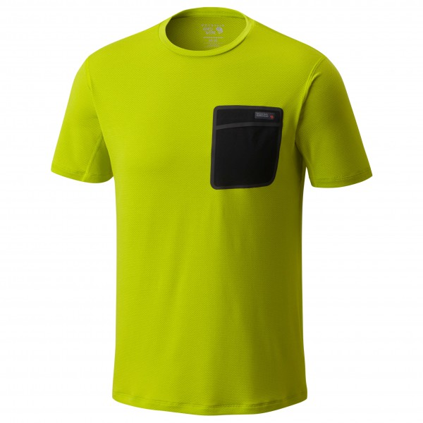 Mountain Hardwear - Metonic Short Sleeve Shirt - Funktionströja