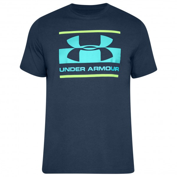 Under Armour - Blocked Sportstyle Logo - Funktionsshirt