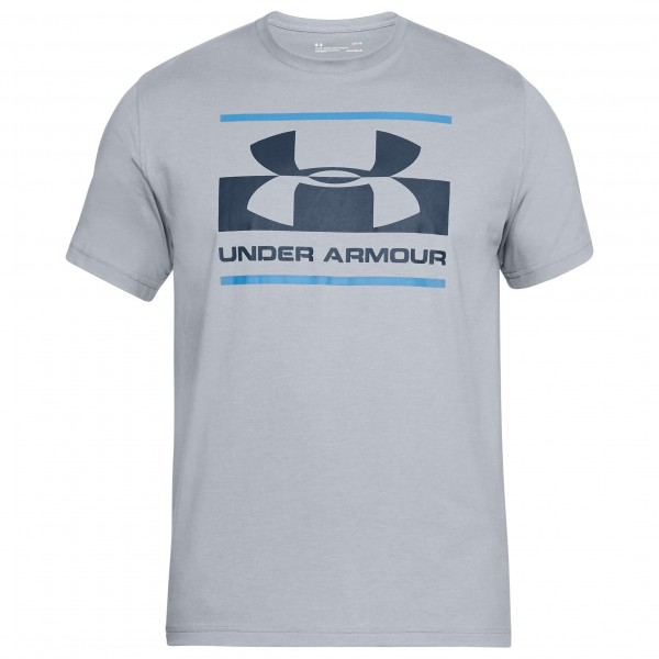 Under Armour - Blocked Sportstyle Logo - Sport-T-shirt