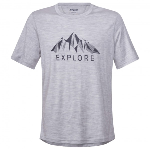 Bergans - Explore Wool Tee - T-shirt