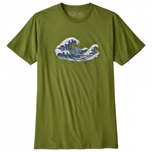 Patagonia - Oily Olas Organic T-Shirt - T-skjorte