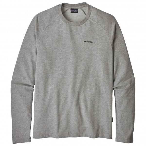 Patagonia - P-6 Logo Lw Crew Sweatshirt - Longsleeve