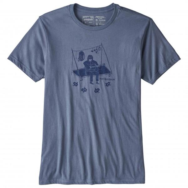 Patagonia - Portaledge Concert Organic T-Shirt - T-shirt