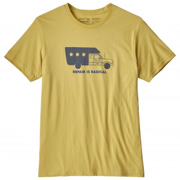 Patagonia - Repair Is Radical Organic T-Shirt - T-shirt