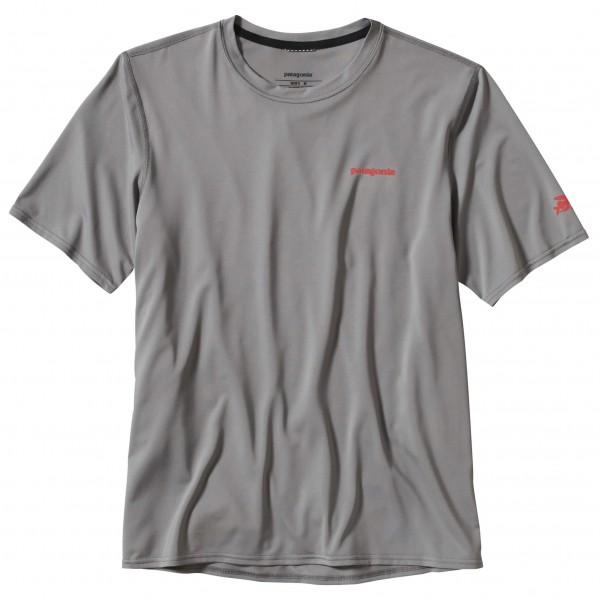 Patagonia - RØ Sun Tee - T-skjorte