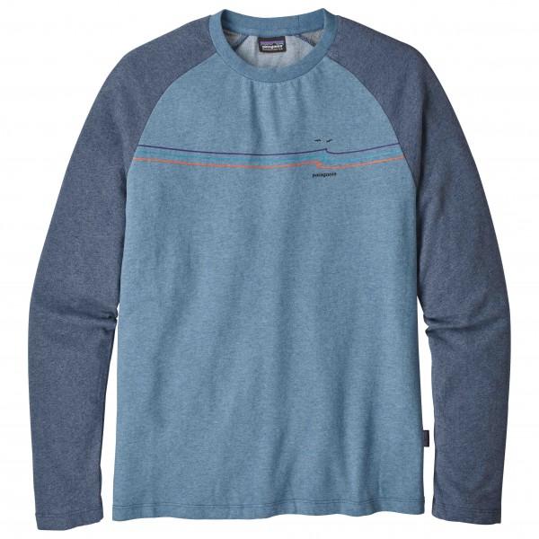 Patagonia - Tide Ride Lightweight Crew Sweatshirt - T-shirt