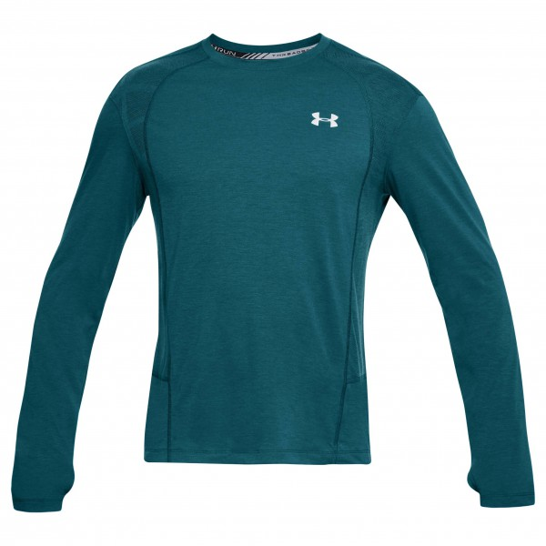 Under Armour - Threadborne Swyft L/S Tee - Løpetrøye