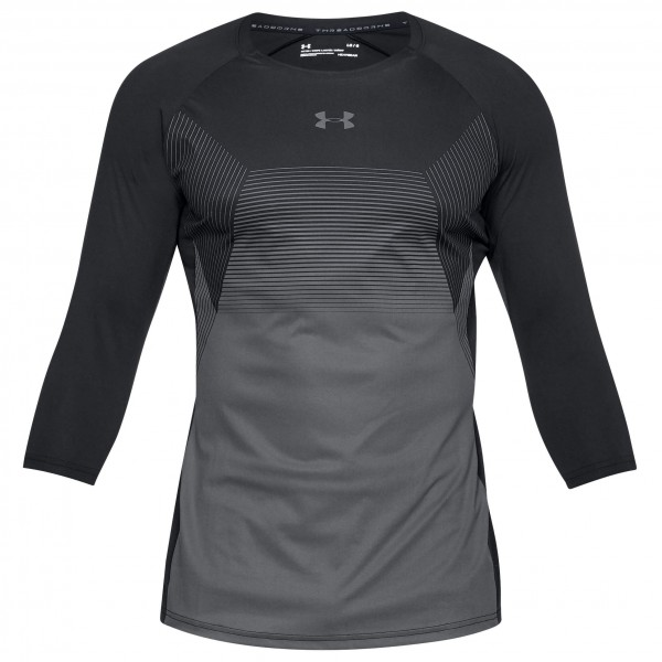 Under Armour - Threadborne Vanish 3/4 Sleev - Funksjonsshirt