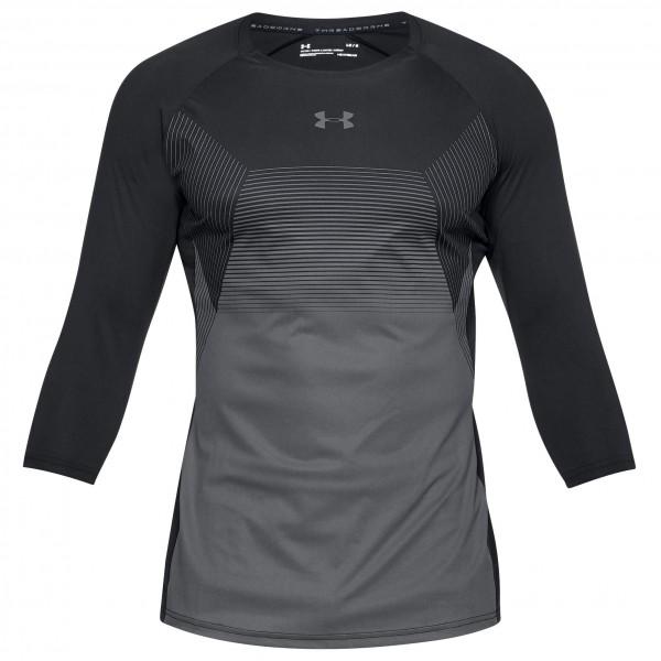 Under Armour - Threadborne Vanish 3/4 Sleev - Sport shirt