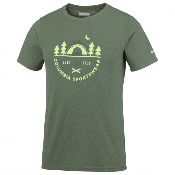 Columbia - Nelson Point Graphic Short Sleeve Tee - T-shirt