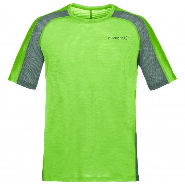 Norrøna - Bitihorn Wool T-Shirt - Funktionströja