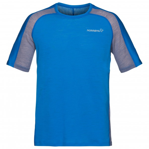 Norrøna - Bitihorn Wool T-Shirt - Camiseta funcional