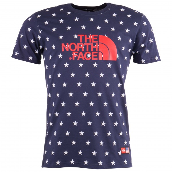 The North Face - IC Ao Print Tee - T-paidat