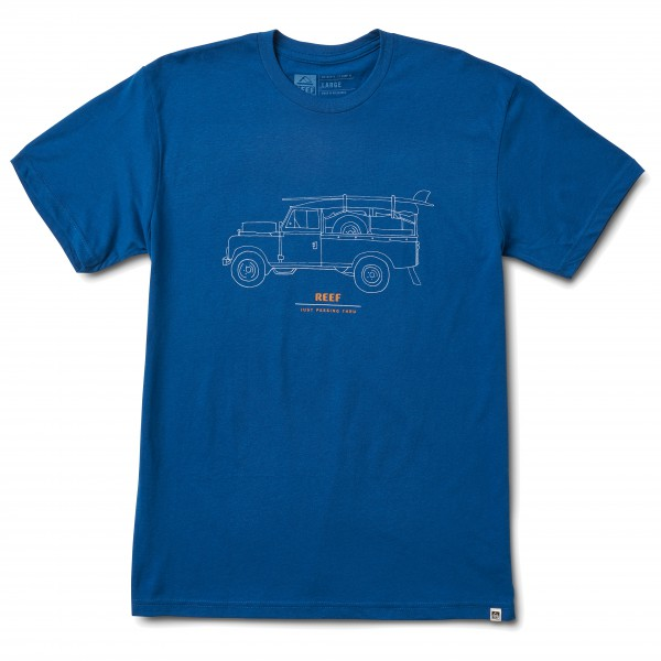 Reef - Expedition Tee - T-shirt