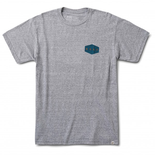 Reef - Foundation Tee - T-skjorte