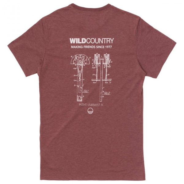 Wild Country - Curbar Tee - T-shirt