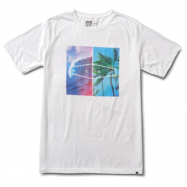 Reef - Places Tee - T-shirt