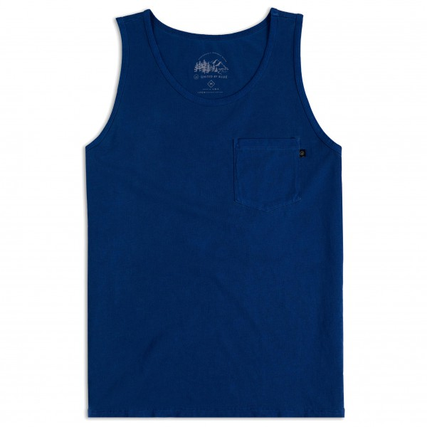 United By Blue - Adventure Mobile Pocket Tank - Tank top