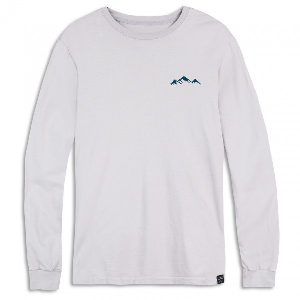United By Blue - Mountain Bison L/S Tee - Longsleeve