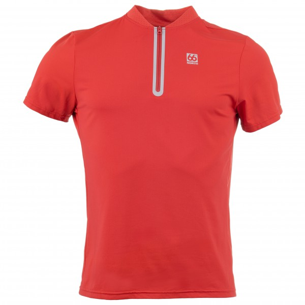 66 North - Adalvik Polo T-Shirt - Polo-Shirt