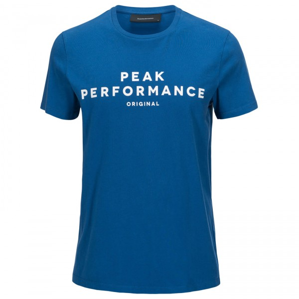 Peak Performance - Logo S/S - T-Shirt