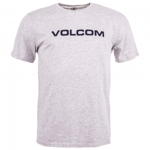 Volcom - Crisp Euro Basic S/S Heather - T-shirt