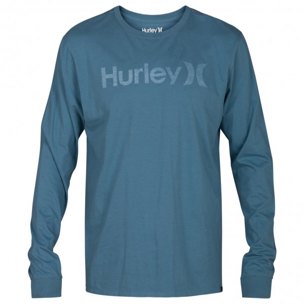 Hurley - One & Only Pushthrough L/S - Longsleeve