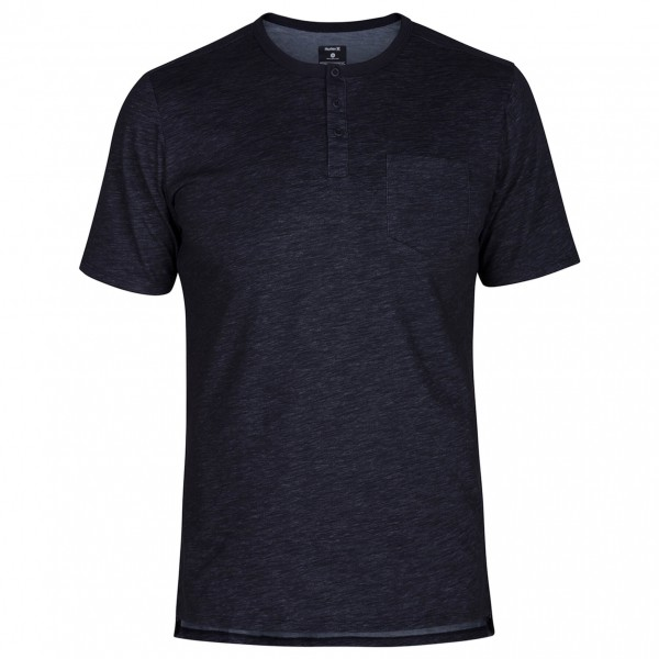 Hurley - Dri-Fit Lagos S/S Henley - Funktionsshirt