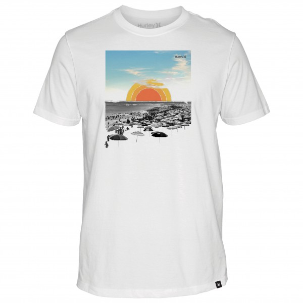 Hurley - Now S/S - T-shirt