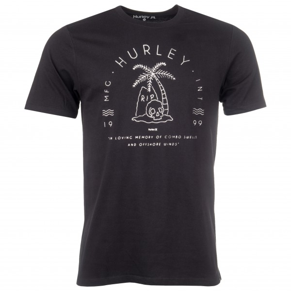 Hurley - Rest In Paradise S/S - T-shirt