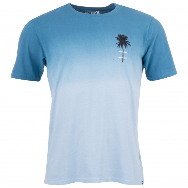 Hurley - Trajectory Dip Dye - Camiseta de manga corta