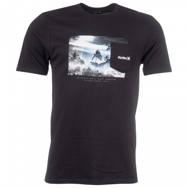 Hurley - Whitewater Pocket S/S - T-shirt